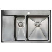 Кухонная мойка из нержавейки ASIL AS 3054-L R-10