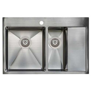 Кухонная мойка из нержавейки ASIL AS 3054-R R-10