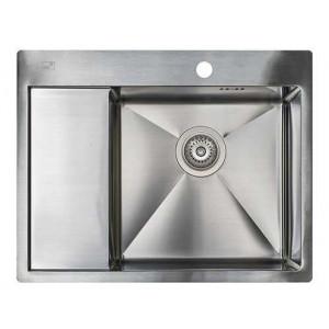 Кухонная мойка из нержавейки ASIL AS 3069-L R-12