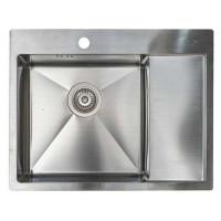 Кухонная мойка из нержавейки ASIL AS 3069-R R-12