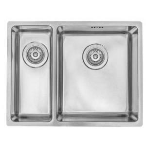 Кухонная мойка из нержавейки ASIL AS 368-L