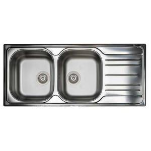 Кухонная мойка из нержавейки ASIL AS 87- Уценка