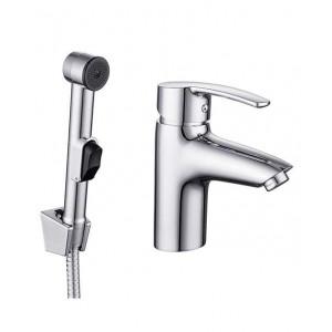 Набор для биде смеситель с гигиеническим душем Imprese HORAK 05170BT