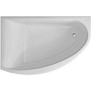 Ванная KOLO MIRRA акриловая асимметричная 170х110 см. XWA3371000