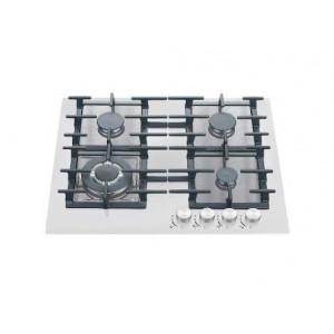 Варочная поверхность Fabiano FHG 14-44 VGH-T White Glass