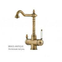 Кухонный смеситель Fabiano FKM 31.8 Brass Antique