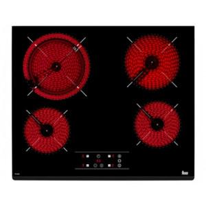 Электрическая варочная поверхность Teka TZ 6420 (40239020) черный