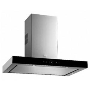 Вытяжка кухонная Teka DPL 980 T (40483140) нержавеющая сталь / черное стекло