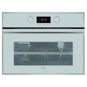 Духовой шкаф TEKA HLC 844 С (WISH, Maestro) белое стекло духовой шкаф + микроволновка