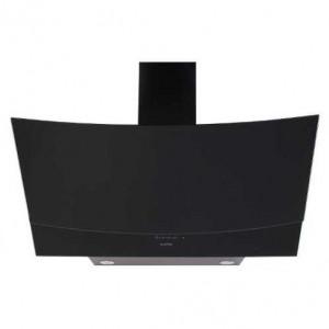 Кухонная вытяжка Ventolux  WAVE 90 BK (1000) TRC IT