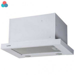 Кухонная вытяжка Ventolux GARDA 50 WH (1100) SMD LED