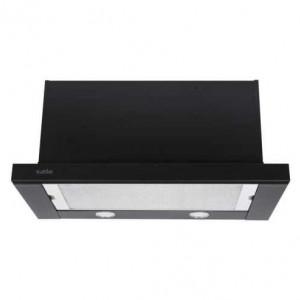 Кухонная вытяжка Ventolux GARDA 60 BK (1100) SMD LED