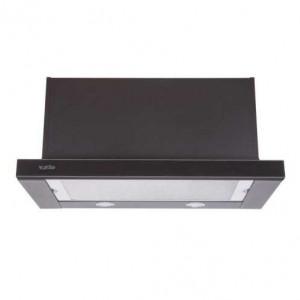 Кухонная вытяжка Ventolux GARDA 60 BK/BG (1100) SMD LED