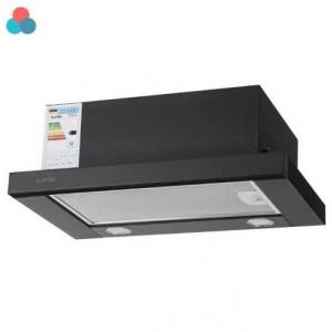 Кухонная вытяжка Ventolux GARDA 50 BK (750) SMD LED