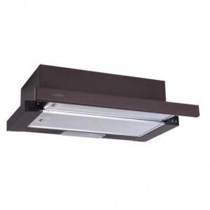 Кухонная вытяжка Ventolux GARDA 60 BR (700) SLIM