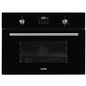 Духовой шкаф Ventolux Mweo 39 G BK з функцией микроволновки